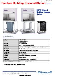 Phantom-Bedding-Disposal-Station